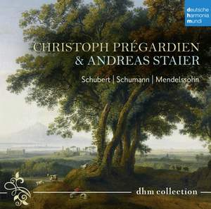 Christoph Pregardien - DHM Collection