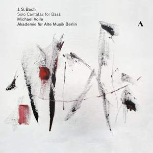 Bach: Solo Cantatas for Bass Product Image