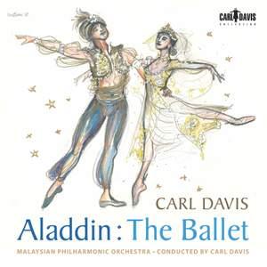 Davis, C: Aladdin Product Image
