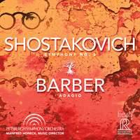 Shostakovich: Symphony No. 5 & Barber: Adagio for Strings
