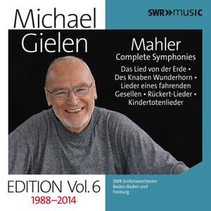 Michael Gielen Edition Volume 6 1988-2014 Product Image