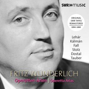 Fritz Wunderlich sings Operetta Arias Product Image