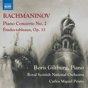 Rachmaninov: Piano Concerto No. 2 & Études-Tableaux, Op. 33