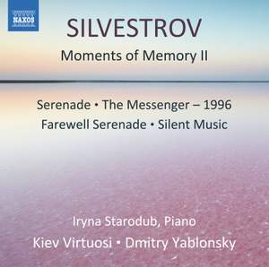 Valentin Silvestrov: Moments of Memory II Product Image