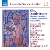 50th Anniversary: Pittaluga Guitar Competition