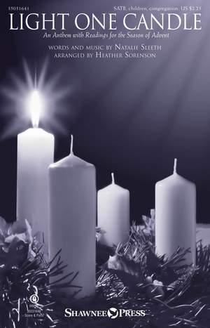 Natalie Sleeth: Light One Candle