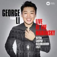 George Li: Live at the Mariinsky