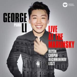George Li – Live at the Mariinsky