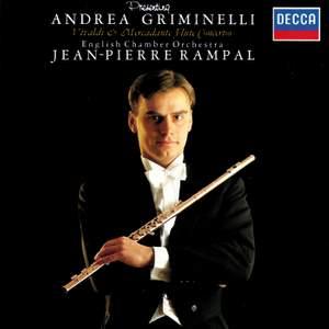 Vivaldi & Mercadante: Flute Concertos