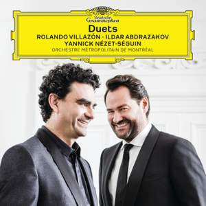 Duets - Rolando Villazón & Ildar Abdrazakov Product Image