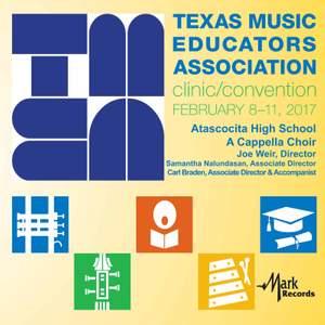 2017 Texas Music Educators Association (TMEA): Atascocita High School A Cappella Choir [Live]