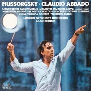 Mussorgsky: Symphonic Works