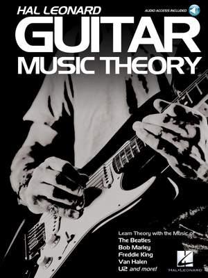 Chad Johnson: Hal Leonard Guitar Music Theory