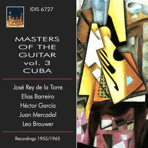 Masters of the Guitar, Vol. 3: Cuba