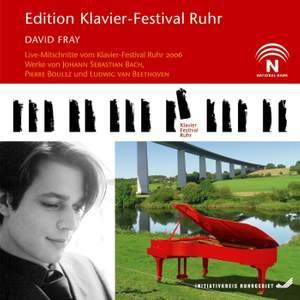 Ruhr Piano Festival, Vol. 15: David Fray