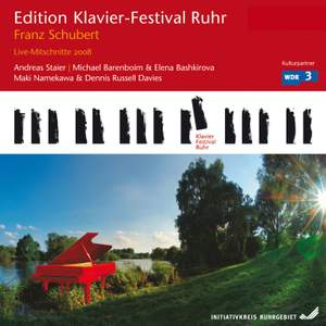 Schubert: Impromptu, Op. 90 - Sonatina, Op. 137 (Edition Ruhr Piano Festival, Vol. 20)
