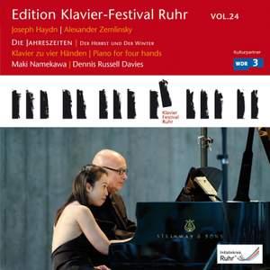 Haydn: Die Jahreszeiten 'Der Herbst' & 'Der Winter'