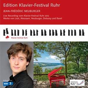 Ruhr Piano Festival, Vol. 30: Jean-Frédéric Neuburger