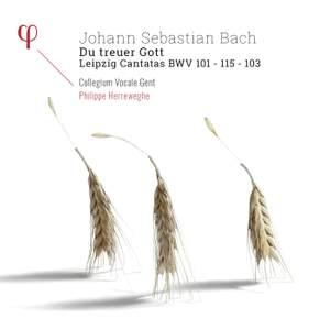 JS Bach: Du treuer Gott