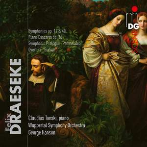 Draeseke: Orchestral Works & Piano Concerto Product Image