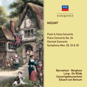 Mozart: Symphonies & Concertos