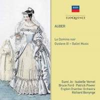 Auber: Le domino noir & Gustave III Ballet Music