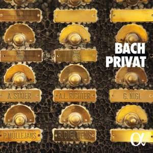 JS Bach: Privat Product Image