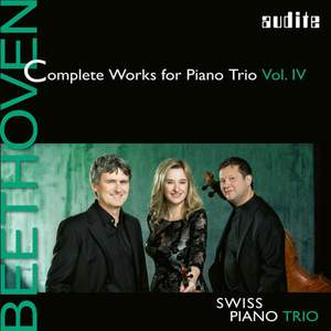 Beethoven: Complete Works for Piano Trio Vol. IV Product Image