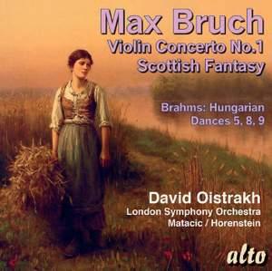 Bruch: Violin Concerto No. 1 & Scottish Fantasy