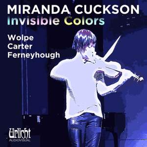 Miranda Cuckson: Invisible Colours Product Image