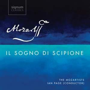 Mozart: Il sogno di Scipione, K126 Product Image