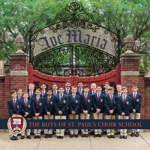 Ave Maria - The Essential Boys Choir Collection