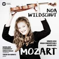 Noa Wildschut plays Mozart