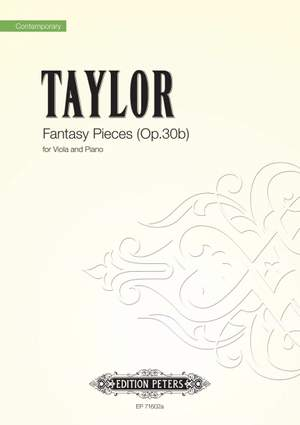 Matthew Taylor: Fantasy Pieces (op.30b)