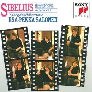 Sibelius: Lemminkainen Legends & En Saga