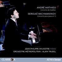 Mathieu & Rachmaninov: Piano Concertos
