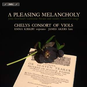 A Pleasing Melancholy: Works by Dowland & Others Product Image