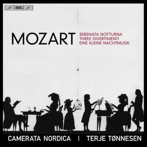 Mozart: Serenata notturna, 3 Divertimenti & Eine kleine Nachtmusik Product Image