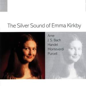 The Silver Sound of Emma Kirkby