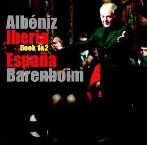 Albéniz : Iberia Books 1, 2 & España