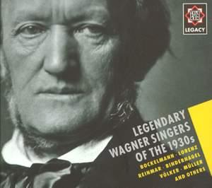 Legendary Wagner Singers of the 1930s - Telefunken Legacy