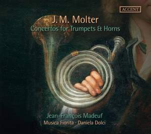 Molter: Concertos for trumpets & horns Product Image