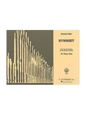 Samuel Adler: Hymnset