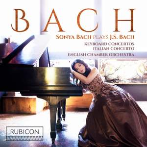 Sonya Bach plays JS Bach Product Image