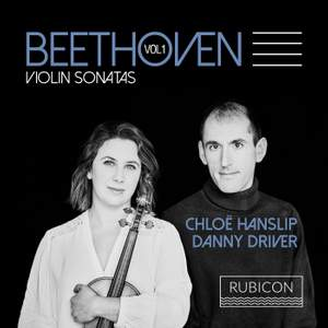 Beethoven: Violin Sonatas Vol. 1