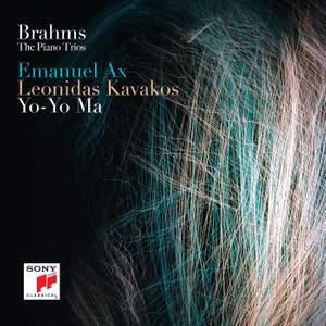 Brahms: Piano Trios Nos. 1-3 Product Image