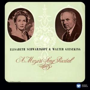 Mozart: Song Recital