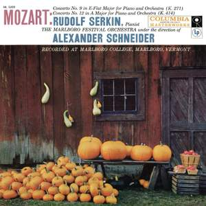 Mozart: Piano Concerto No. 9 in E-Flat Major, K. 271 & Piano Concerto No. 12 in A Major, K. 414