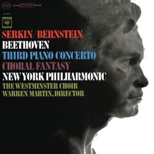 """Beethoven: Piano Concerto No. 3, Op. 37 & Fantasia in C Minor, Op. 80 """"Choral Fantasy"""""""