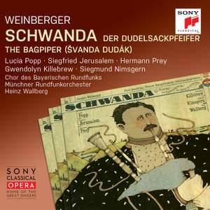 Weinberger, J: Schwanda the Bagpiper